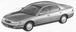 Mazda Efini MS-8 2.0 TYPE G 1992 г.