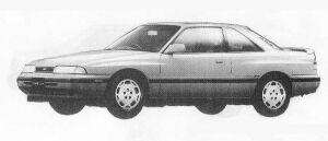 Mazda Capella C2 2000DOHC 4WS 1990 г.