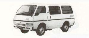 Isuzu Fargo 4WD STANDARD LS 4DOOR 1990 г.