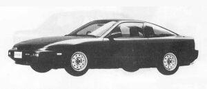 Nissan 180SX TYPE I 1990 г.