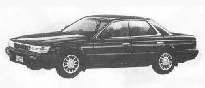 Nissan Laurel RB20 MEDALIST SELECTION S 1990 г.