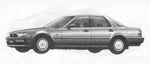 Honda Accord Inspire AG-i 1990 г.