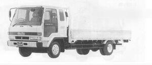 Isuzu Forward 195PS 4.25T 1990 г.