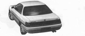 Toyota Carina ED 2.0X 1990 г.