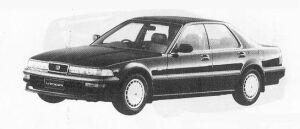 Honda Vigor TYPE X 1990 г.