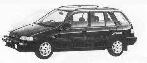 Honda Civic Shuttle RTi(4WD) EDITION 1990 г.