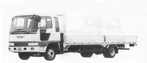 Hino Ranger CRUISING FD WIDE CAB 4T 1990 г.