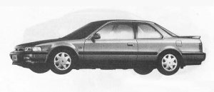 Honda Accord Coupe 2.0SI EXCLUSIVE 1990 г.