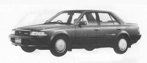 Toyota Corona SEDAN 4WD 1.6 SELECT SALOON 1990 г.