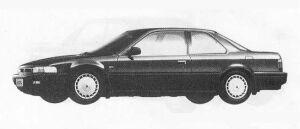 Honda Accord Coupe 2.0SI 1990 г.