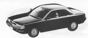 Mazda Persona 2000 DOHC TYPE-B 1990 г.