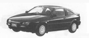 Nissan NX 1500 TYPE-B BAR ROOF 1990 г.