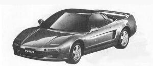 Honda NSX  1990 г.