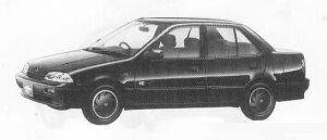 Suzuki Cultus ESTEEM 1300 1990 г.