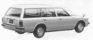 TOYOTA CROWN 1990 г.