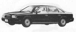 Nissan President  1990 г.