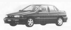 Isuzu Gemini SEDAN 1990 г.