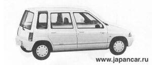 Suzuki Alto 5DOOR LEZINA-S 1990 г.
