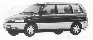 Mazda Efini MPV  1990 г.