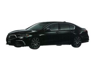 Honda Legend Hybrid EX 2019 г.
