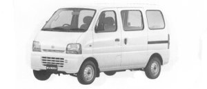 Suzuki Every GA (Low Roof) 2004 г.
