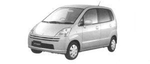 Suzuki Mr Wagon G 2004 г.