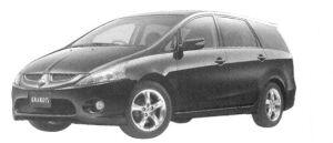 Mitsubishi Grandis Sport-E 2004 г.