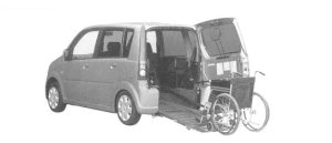 Daihatsu Move Sloper SL 2WD 2004 г.