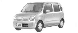Daihatsu Move LATTE  L 2WD 2004 г.