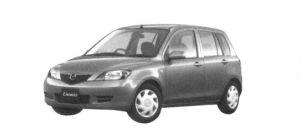 Mazda Demio 1300 Casual e-4WD 2004 г.