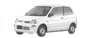 Mitsubishi Minica Lyra (Van) 2004 г.