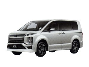 Mitsubishi Delica D5 URBAN GEAR G-Power Package 2020 г.