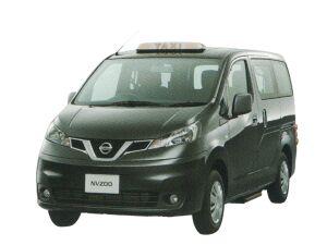 Nissan NV200 Taxi Universal Design 2020 г.