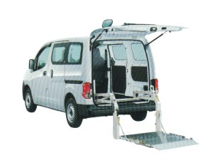 Nissan NV200 Vanette Van with Lifter 2020 г.