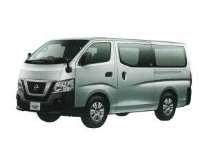 Nissan NV350 Caravan Van DX (2WD, Gasoline) Long Body, Standard Roof, Standard Width, Low Floor, 3-passenger, 5 Doors 2020 г.