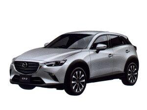 Mazda CX-3 20S 2020 г.