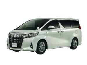 Toyota Alphard Hybrid G F Package 2020 г.