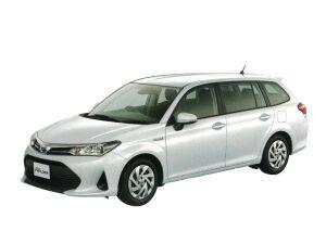 Toyota Corolla Fielder Hybrid EX 2020 г.