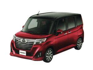 Toyota Roomy Custom G-T 2020 г.