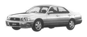 Nissan Gloria V30 TWINCAM SV 1997 г.