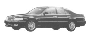 Nissan Cima 41TR-X 1997 г.