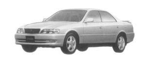 Toyota Chaser 2.5 TOURER S 1997 г.