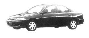 Mazda Familia SEDAN LS 1700 DIESEL 1997 г.