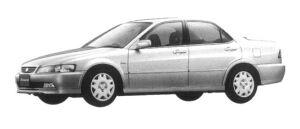 Honda Accord SiR 1997 г.