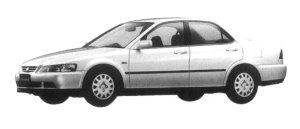 Honda Accord 1.8VTS 1997 г.
