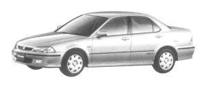 Honda Torneo 2.0VTS 4WD 1997 г.