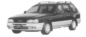 Mazda Familia WAGON 1800 DOHC XG-TOURING-SUPER-4WD 1997 г.