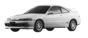 Honda Integra 3DOOR COUPE  TYPE R 1997 г.