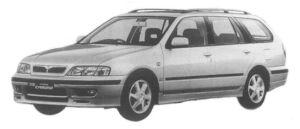 Nissan Primera Camino Wagon 2.0 G-V 1997 г.