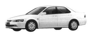 Honda Accord 2.0VTS 1997 г.
